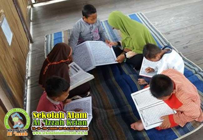 sekolah alam sidoarjo, sekolah alam krian